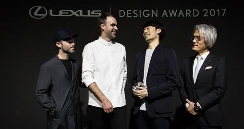 Giai thuong Thiet ke Lexus 2018 chinh thuc bat dau-Hinh-2