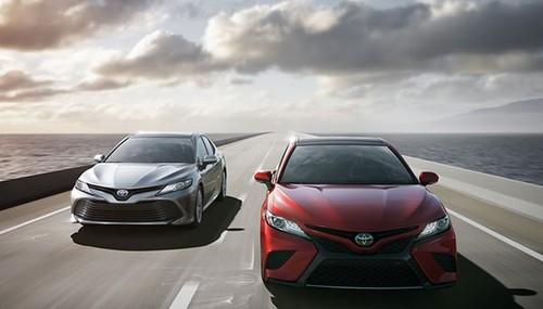 Thuong hieu Toyota dung dau nganh oto trong nam 2017