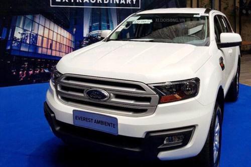 Xe Ford Everest Ambiente MT gia tu 850 trieu tai VN-Hinh-3