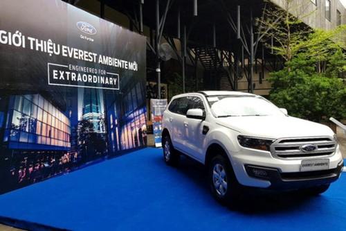 Xe Ford Everest Ambiente MT gia tu 850 trieu tai VN-Hinh-9