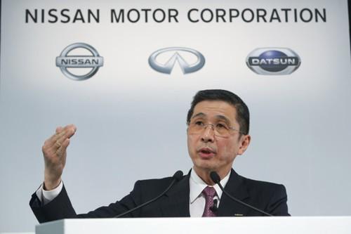 Nissan tam ngung san xuat oto tai thi truong Nhat Ban