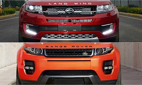 """Land Rover lo ngai xe oto moi cua minh bi """"nhai""""-Hinh-2"""