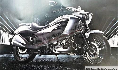 """Suzuki """"nha hang"""" xe moto Intruder 150 gia 36 trieu"""