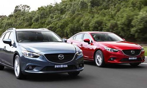 "Hon 200 ngan xe oto Mazda6 ""dinh loi"" tai Trung Quoc"