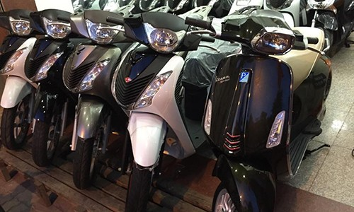 "Xe may Honda SH gia 30 trieu va ""ma tran"" xe thanh ly-Hinh-4"
