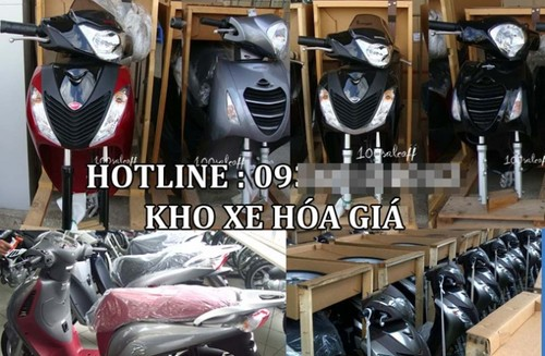 "Xe may Honda SH gia 30 trieu va ""ma tran"" xe thanh ly-Hinh-5"