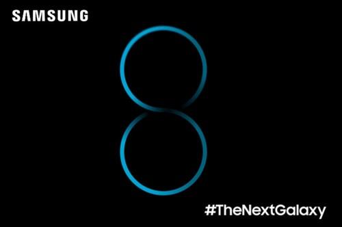 Lo thoi diem ra mat cua hang hot Samsung Galaxy Note 8