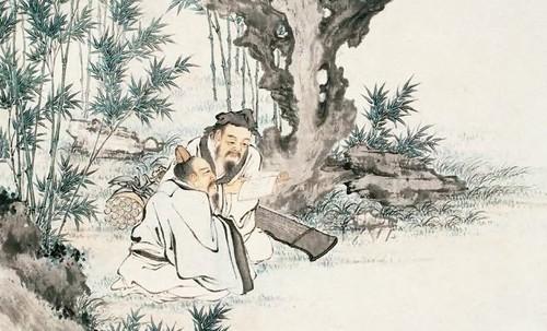 """Dao ly """"khi nam khi buong"""" mon doi gia tri cua Khong Tu-Hinh-2"""