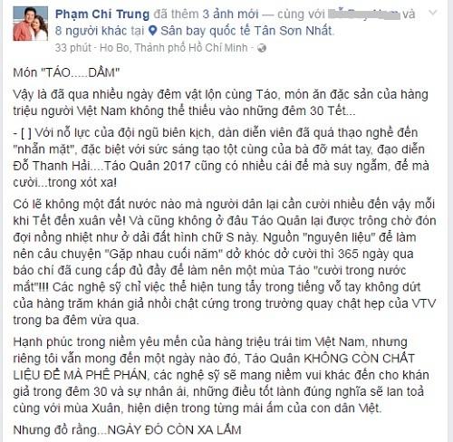 """NSUT Chi Trung: """"Mong Tao quan se khong con chat lieu de phe phan""""-Hinh-3"""
