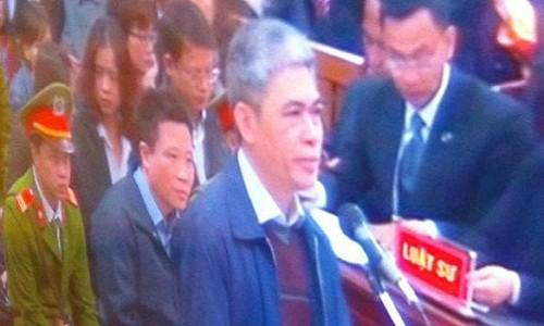 Dai an OceanBank: Nguyen Xuan Son khong thua nhan doi chi tien ngoai lai suat