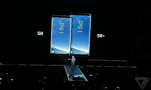 Cach chup anh man hinh tren Galaxy S8