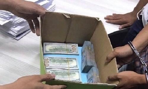 Cuop ngan hang o Tra Vinh: Nghi pham dung sung that hay gia?