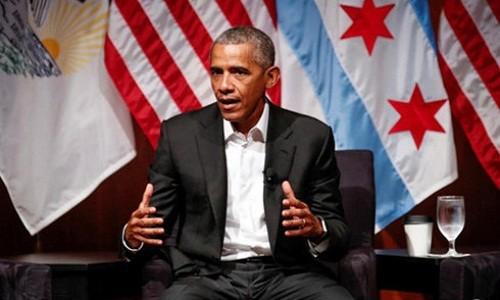 Cuu Tong thong Barack Obama co the bi giam luong huu