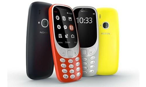 Dien thoai 'sieu hot' Nokia 3310 ra mat som hon mong doi