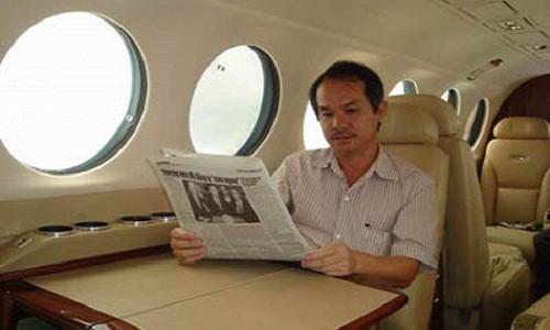 Bau Duc da ban may bay rieng cho hang hang khong moi