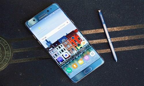 Galaxy Note 7R doi ten thanh Note FE sap ve Viet Nam