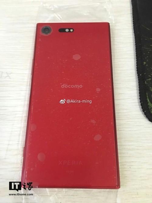 Lo anh mau do cua Sony Xperia XZ Premium-Hinh-4