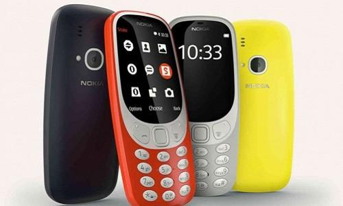 8 diem thu vi tren Nokia 3310 moi