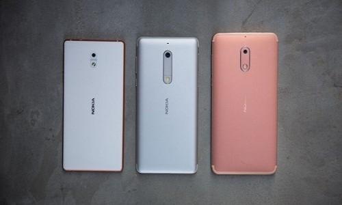 Bo ba Nokia 3,5,6 se len ke ngay cuoi thang 6
