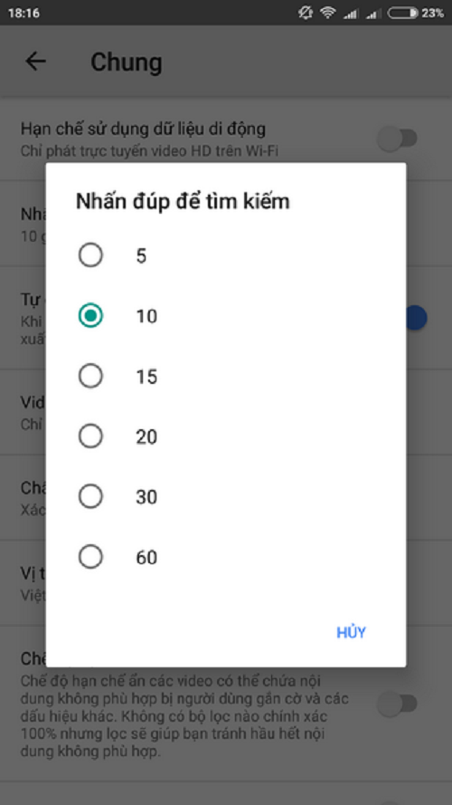 "6 ""bi kip"" dung YouTube tren Android va iOS-Hinh-3"