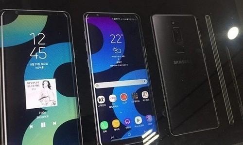 "He lo nhung tinh nang ""doc, la"" cua Galaxy Note 8"