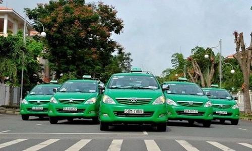"Taxi Mai Linh tung 1.000 xe ""quyet chien"" voi Uber va Grab"