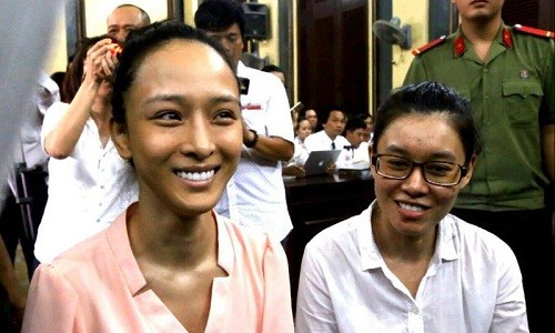 Vu Phuong Nga: Vi tham phan di den cung su that