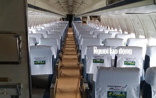 10 nam phoi mua nang cua may bay Boeing o Noi Bai-Hinh-3