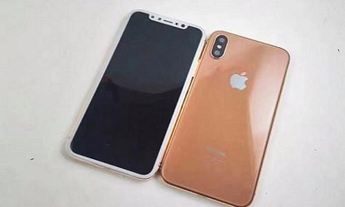 Mo hinh iPhone 8 xuat hien tai Viet Nam