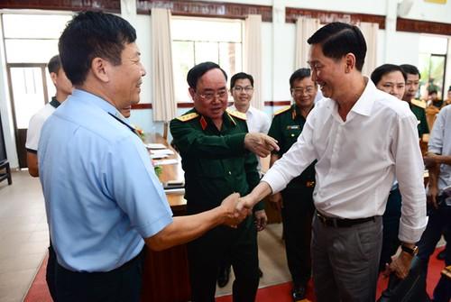 Bo Quoc phong cong bo quy dat trong san bay Tan Son Nhat-Hinh-2