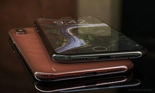 iPhone 8 mau moi day kich thich ngoai thuc te
