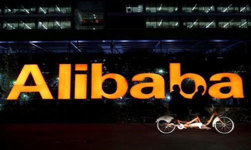 Alibaba sap soan ngoi Amazon