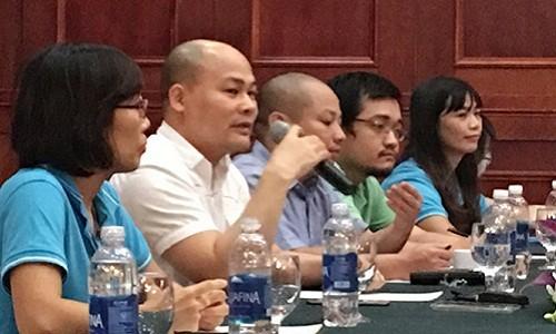 CEO Bkav Nguyen Tu Quang: Doc binh luan bi stress 1 nam