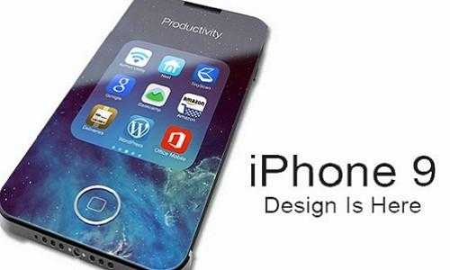Nong: Chua ra mat iPhone 8, sieu pham iPhone 9/9Plus da lo hang