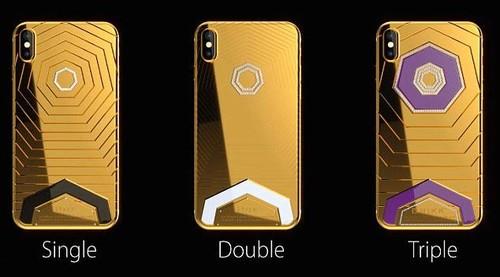Can canh iPhone X dac biet cho gioi sieu giau, gia 70.000 USD-Hinh-3