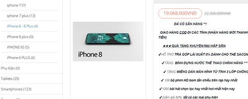 Vua ve nuoc, iPhone 8 xach tay da giam gia manh-Hinh-2