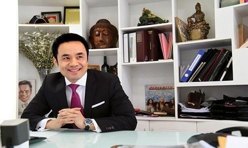 Doanh nhan Louis Nguyen T. va SAM trong ho so Paradise la ai?