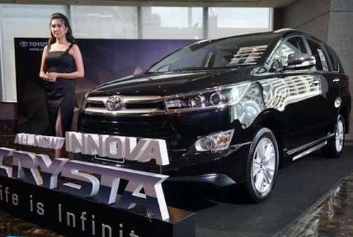"Toyota Innova 2016 Thai Lan ""xin"" va re hon phien ban Viet"
