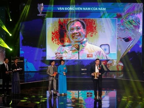 Hoang Xuan Vinh len dinh, Anh Vien lan thu hai gianh Cup Chien thang