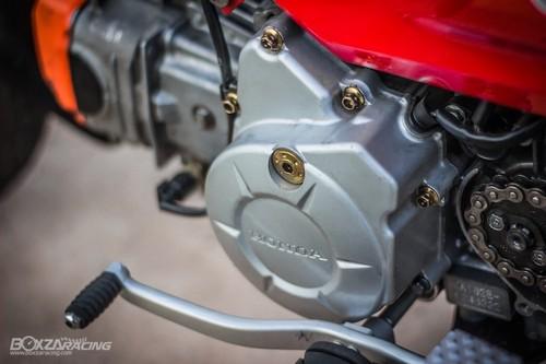 Honda Super Dream 110 do khung, dat hang o Thai-Hinh-6