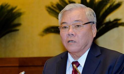 Thanh tra Chinh phu phan hoi ve tranh luan vu Dong Tam