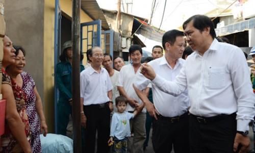 Chu tich Da Nang: Moi viec se ro vu de doa tin nhan