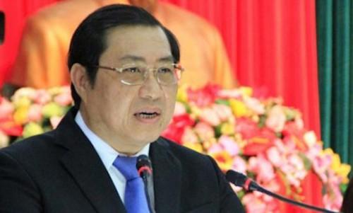 Di ly nghi can de doa Chu tich UBND TP Da Nang
