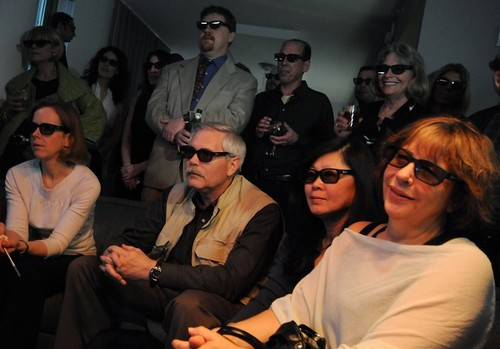 """TV 3D đã chính thức """"chết"""""""