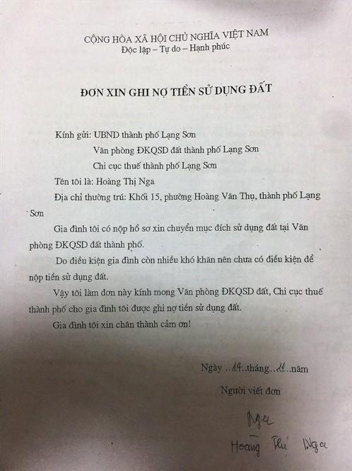 "Dat rung thong ""dep nhat"" Lang Son bi xe thit de xay biet phu-Hinh-3"