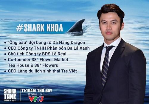 Soái ca,Shark Khoa,Lê Đăng Khoa,Mạng xã hội