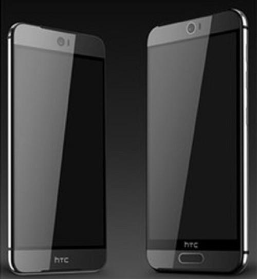 HTC One M9 va One M9 Plus lo anh thuc te