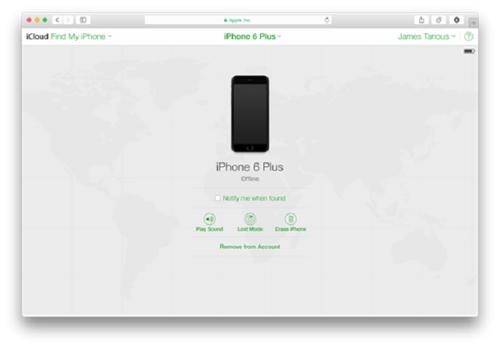 Xac dinh vi tri iPhone ke ca khi het pin-Hinh-2