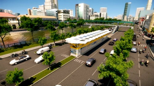 TP.HCM quyet dinh tam ngung trien khai BRT vi khong hieu qua