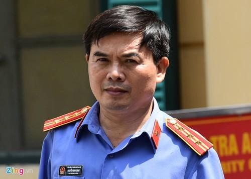 Cuu dai bieu Quoc hoi Chau Thi Thu Nga: 'Cong an bat toi qua som'